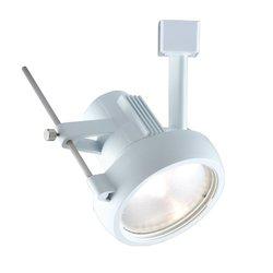 Jesco Lighting LHV270P30-W Contempo Series Line Voltage Track Head for L 2-Wire Single Circuit Track System, White