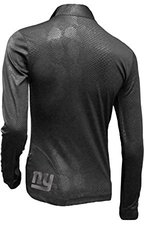 "NFL New York Giants Women's ""Draft Choice"" 1/4 Zip Top, Black, Small"