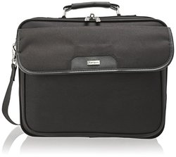 Targus Notepac Laptop Case Ballistic Nylon 15 3/4 x 5 x 14 1/2 black
