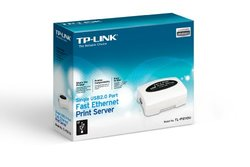 TP-LINK Single Usb2.0 Port Fast Ethernet Print Server (Tl-Ps110U)