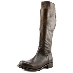 Bed Stu Women's Manchester Motorcycle Boot - Teak Glaze - Size:10