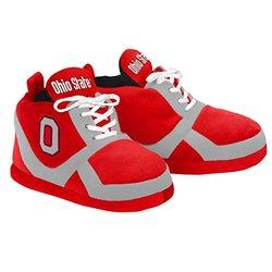 NCAA Ohio State Buckeyes 2015 Sneaker Slipper, Large, Red
