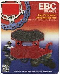 EBC Brakes FA135X Disc Brake Pad Set