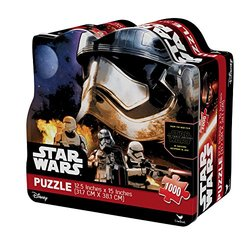 Star Wars Episode 7-Storm Trooper Puzzle (1000 Piece), Styles May Vary