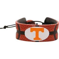 GameWear Tennessee Volunteers Leather Basketball Bracelet Brown