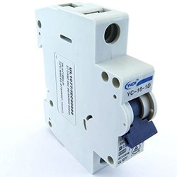 Yuco Supplemental Protector Din Rail Miniature Circuit Breaker (YC-16-1D)