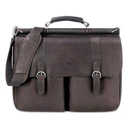 Solo Leather Laptop Portfolio D535