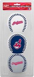 Jarden Sports MLB Kids Softee Baseball 3 Set - Blue - Size: Small