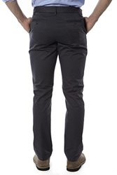Vertical Sport Men's Slim-Fit Casual Chino Pants - Ch-Grey - Size: 32