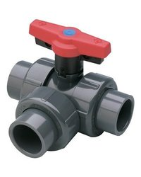 "Spears P403 Series PVC DWV Pipe Fitting, Sanitary Tee, 8"" Spigot x 8"" Hub x 8"" Hub"
