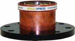 Apollo Valves 10061736 4-Inch 125-Pound Copper Companion Flange