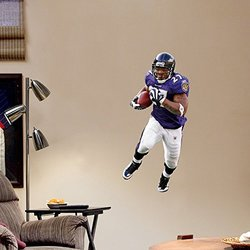 32 in. x 15 in. Ray Rice Wall Decal