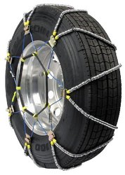 Security Chain Company ZT898 Super Z Heavy Duty Truck Single Tire Traction Chain - Set of 2