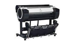 Canon imagePROGRAF iPF765 Large-Format Ink-Jet Color Printer