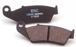 EBC Brakes FA131X Carbon Graphite Disc Brake Pad