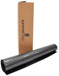 "Summerstep Electric Floor Heating Mat - 120V - 12""x10' - Gray (SS11212010)"