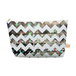 Kess InHouse Everything Bag with Tapered Pouch - Multi - Size: 8.5 x 4""