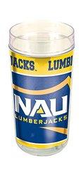 WinCraft 24-Ounce NCAA Northern Arizona Lumberjacks Tumbler - Pack of 2