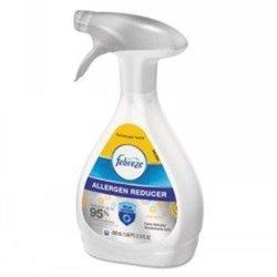 Febreeze Fabric Refresher Allergen Reducer Clean Splash Air Freshener, Pack Of 3
