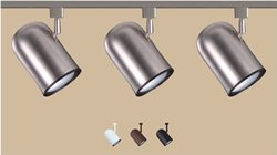 Nicor Lighting 10989WHST Track Lighting Kits, White