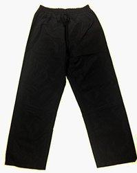Solar 1 Clothing RJP1 Rain Pant, Black, 3X-Large