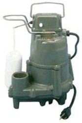 Zoeller Pumps D98 Flow-Mate 230 Volt Automatic Submersible Dewatering Pump