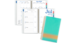 2016 - 2017 Color Pop Customizable Academic Weekly/Monthly Planner