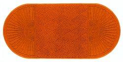 """Andersen 11.7' x 3' x 3/8"""" Indoor/Outdoor Floor Mat - Orange"""