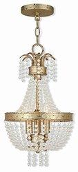 Livex Lighting 51853 Valentina 10 Inch Mini Pendant