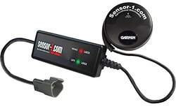 Sensor-1 GPS Ground Speed Sensor Tee-Jet Monitor Connector with 1-Hertz Update Per Second with Non-Display