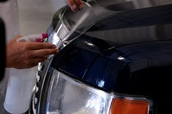 Husky Liners 06769 Husky Shield Clear Paint Guard