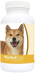 Natural Skin/Coat Support for Dogs Count 60