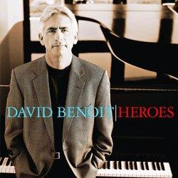 Heroes By David Benoit - Audio CD - Contemporary Jazz