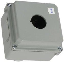 Eaton 10250TN11 Cutler Hammer ENCLOSURE, Push Button, 1 Hole, Steel,
