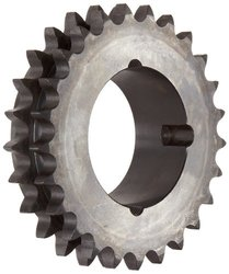 "Martin Roller Chain Sprocket - Hardened Teeth - 0.75"" Pitch (D60BTB25H)"