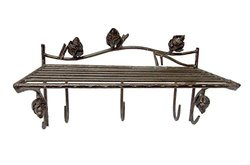 Park Designs Wrought Iron Toilet Tissue Stand Holder
