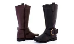 Rasolli Riding Boots: Black/size 11