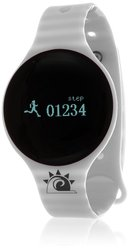 Zunammy Activity All in One Tracker Watch - Gray