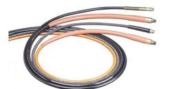 "Spx Power Team Polyurethane Hose 3/8"" High Flow - Size: 6""L"