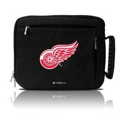 Tribeca Gear Deluxe Sleeve for Tablet, Detroit Red Wings, Black (FVA6018)