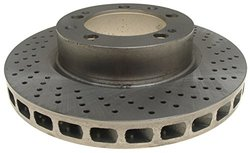 ACDelco 18A1473 Professional Front Passenger Side Disc Brake Rotor Assembly