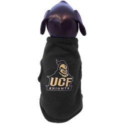 NCAA Central Florida Golden Knights Sleeveless Polar Fleece Dog Sweatshirt, X-Large