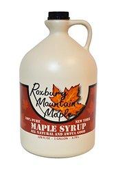 Roxbury Mountain Pure Grade B Maple Syrup - 128 oz.