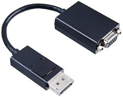 "Lenovo 7"" DisplayPort to VGA Monitor Cable 57Y4393"