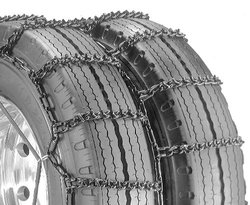 Security Chain Company QG4837 Quik Grip V-Bar Type RDT Light Truck Dual and Triple Tire Traction Chain - Pack of 1
