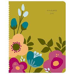 "At-A-Glance Professional Weekly / Monthly Planner 2016, 13 Months, 8.5 x 11"", Paper Posie (545-905)"