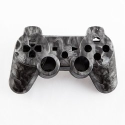 Sea of Skulls Hydro-Dipped Custom Controller Shell for PS3