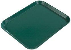 "Rectangular Cafeteria Tray - 20-1/4x15"" Smoke Gray"