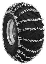 Security Chain Company QG0648 Quik Grip ATV Tire Traction Chain - Set of 2