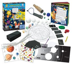 Young Scientists Club Magic School Bus Space Science Kit